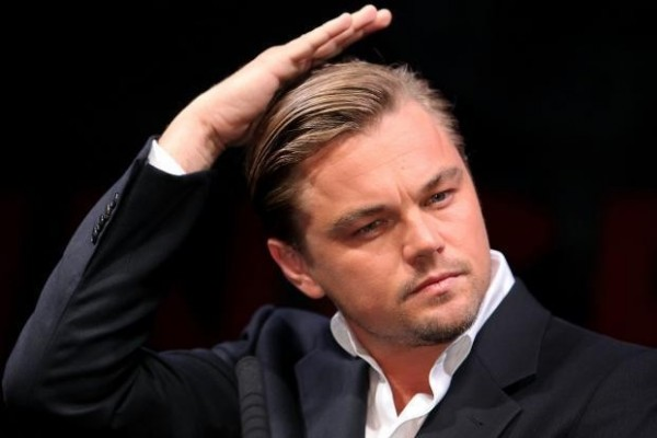Leonardo DiCaprio is worried sick as his stepbrother is missing