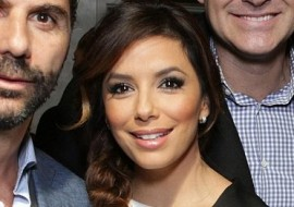 Eva Longoria, 38 – What has she done to her face?