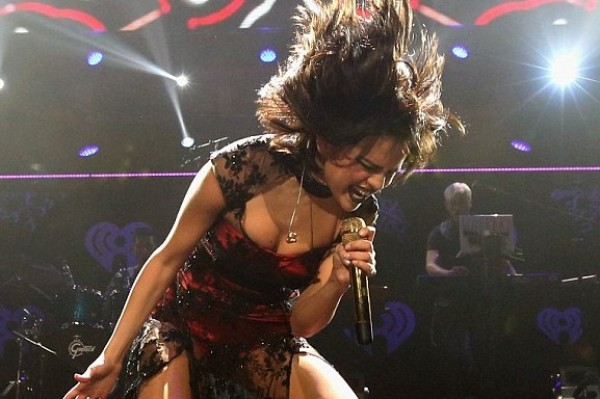 Selena Gomes Caught Lip Syncing And We Were There!
