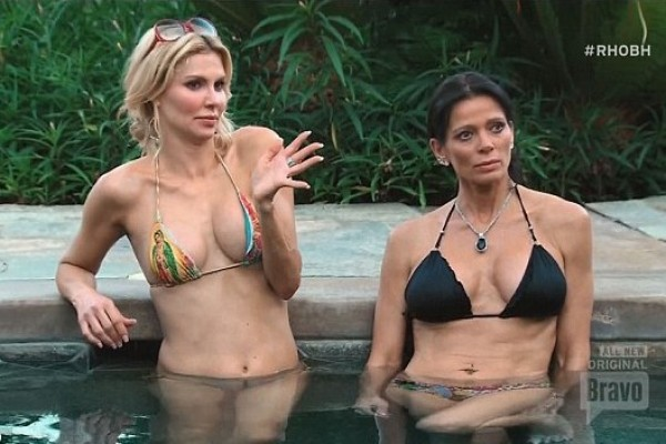 Brandi Glanville dropped from Hard Rock Hotel appearance after making 'racial remark' on  Real Housewives