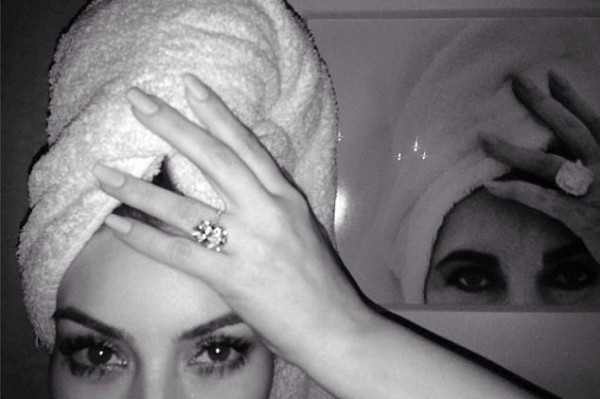 Kim Kardashian compares herself to Elizabeth Taylor