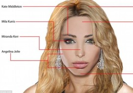 The Perfect Celebrity Face According To Men and women (Two VERY different ideas about beauty)