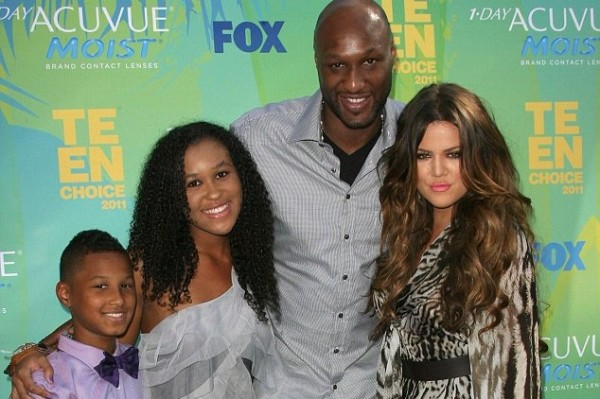 Khloe stabbed in the back by her step-daughter