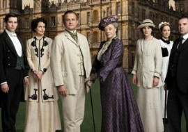 The entire cast of Downton Abbey smells!