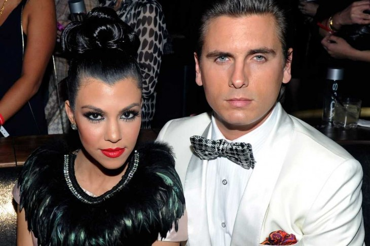 Scott Disick cheeky wardrobe malfunction (check out his – bare bottom)
