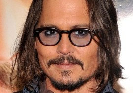 Johnny Depp Unrecognizable As A Blonde (shocking new look below)