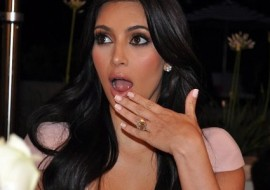 """Kim Kardashian Fights Back Over Giving Just 10% Of eBay Auction To Charity: """"I'm Being Attacked For Helping People"""""""