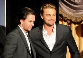 """Mark Wahlberg On His Leonardo DiCaprio Feud: """"I Was A Bit Of A D*ck"""""""