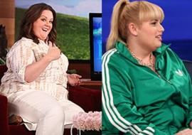 Rebel Wilson and Melissa McCarthy Pact: Not to Lose Weight (go, sisters!)