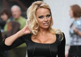 Pamela Anderson is Unrecognizable (take a look)