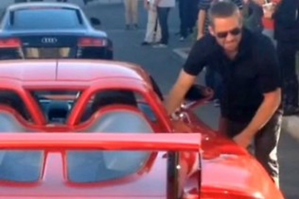 Paul Walker Street Racing Before His Death?