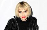 Miley Cyrus new hair
