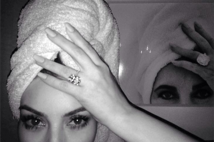 Kim Kardashian Desperate to Be a Legend – Just Like Liz & Marilyn