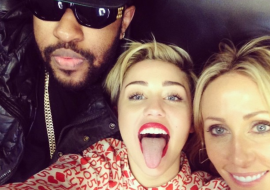 Miley Cyrus' Main Man Gets Mom's Approval!