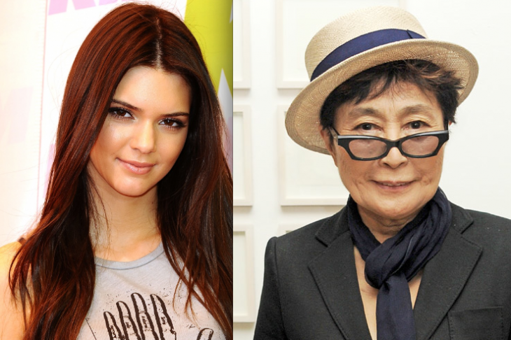 Kendall Jenner the new Yoko Ono (Kris Jenner wanting solo Harry Styles?)