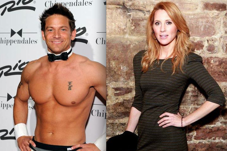 The Gossip Table Heats Up To 98 Degrees With Half-Naked Men