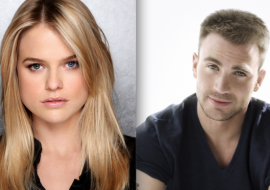 Chris Evans and Alice Eve: More than Just Work Buddies!