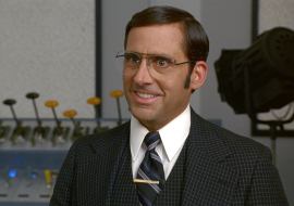 """Steve Carell: """"Do you find it easy to play an idiot?"""""""