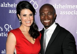 Did A Roving Eye Cause Taye Diggs' Split From Idina Menzel?