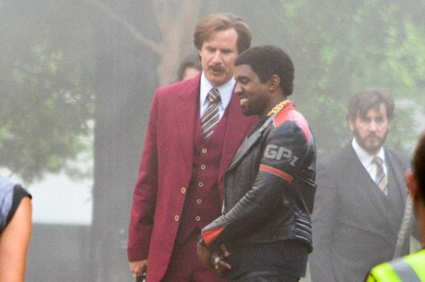 """Will Ferrell: """"Kanye West's is a fan of comedy"""" (well, he is with a Kardashian!)"""