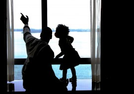 Intimate Beyonce and Jay Z Family Photos (Blue Ivy Looks ADORABLE!)