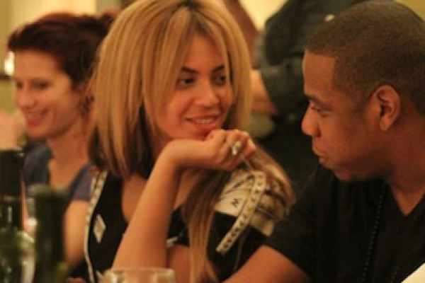 What Beyonce and Jay-Z ordered for dinner? Surprising choice…