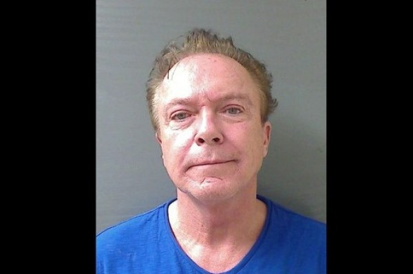 David Cassidy Arrested For DWI For The Second Time In Six Months