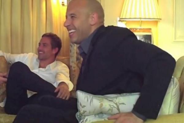 Vin Diesel Releases BEHIND-THE-SCENES Look at His Lost Friend -Paul Walker (Watch Video Below)
