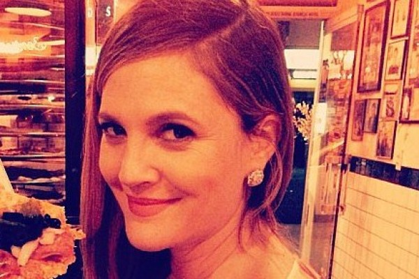 Pregnant Drew Barrymore did THIS after the Golden Globes…