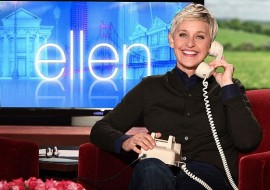 Ellen DeGeneres pirating movies? – illegal copy found online linked to Ellen show