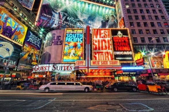 incredible-photographs-new-york-broadway-600x404