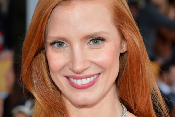 Jessica Chastain is Disney's Newest Princess! (Find Out Which One Below!)