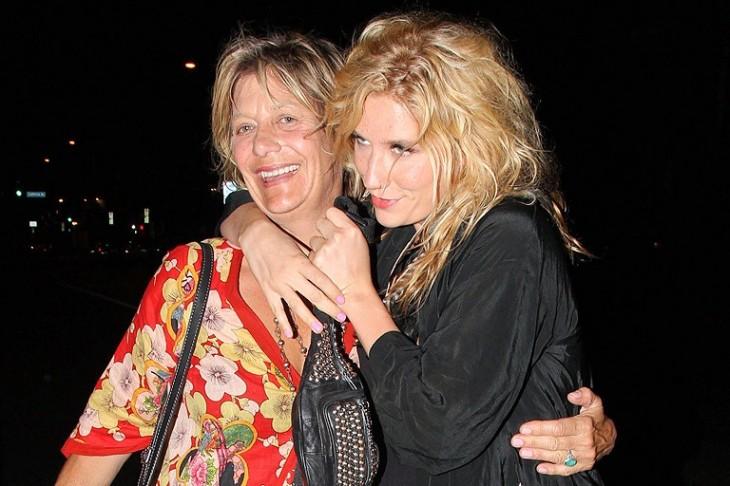 Ke$ha's Mom Has Now Checked Into Rehab Too