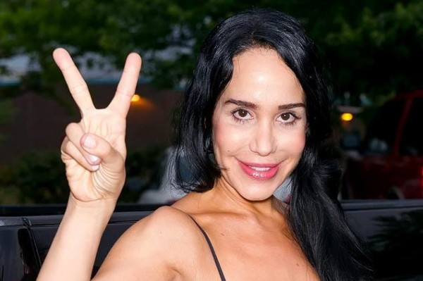 """""""Octomom"""" Nadya Suleman """"Not Worried"""" About Felony Welfare Fraud Charge!"""
