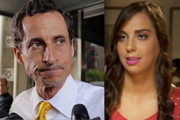 Anthony Weiner's sexting partner is now selling WHAT for $100,000?
