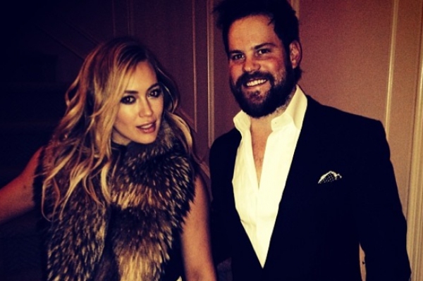 """Hilary Duff Splits From Husband Mike Comrie: """"Remain Best Friends"""""""