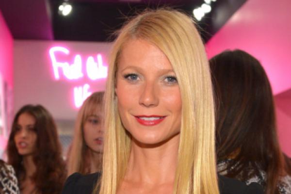 Whoa, Gwyneth Paltrow – That's A Low, Low, Low-Cut Jumpsuit!