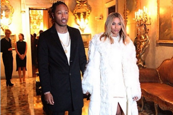 Ciara Is Pregnant! – watch her confirm the news!