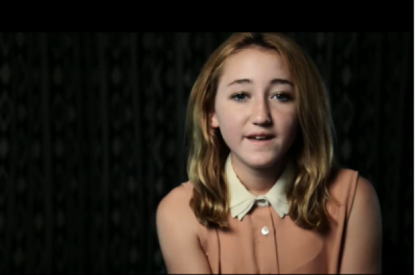 Miley Cyrus little sister, Noah, calls on kids to boycott WHAT? – it's not her naked sister!