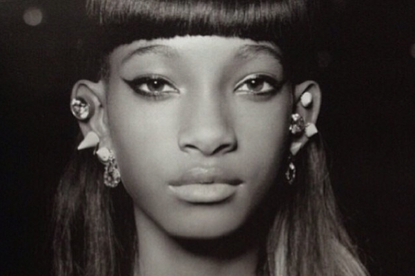 """Willow Smith wants time to """"decompress"""" – she's thirteen!"""