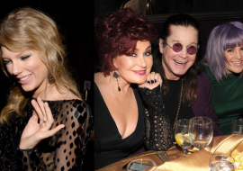 Taylor Swift asks to sit at a table away from Sharon Osbourne!