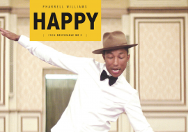 "Pharrell's ""Happy"" – Grammy Edition"
