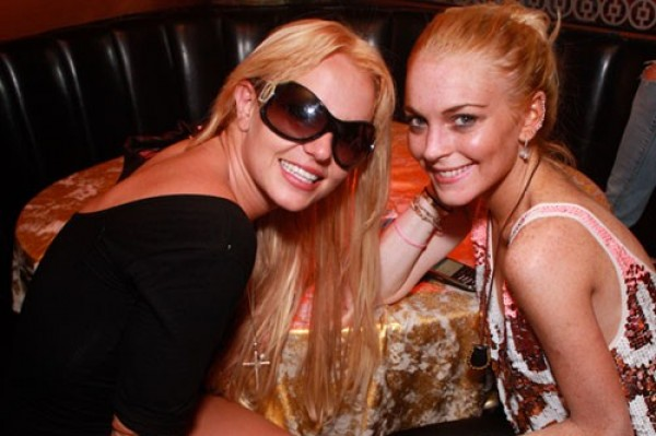 """Lindsay Lohan """"Banned"""" From Britney Spears Las Vegas Show? – new report"""