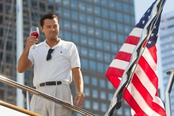 Leo DiCaprio uses the F-WORD more than anyone else! – my goodness