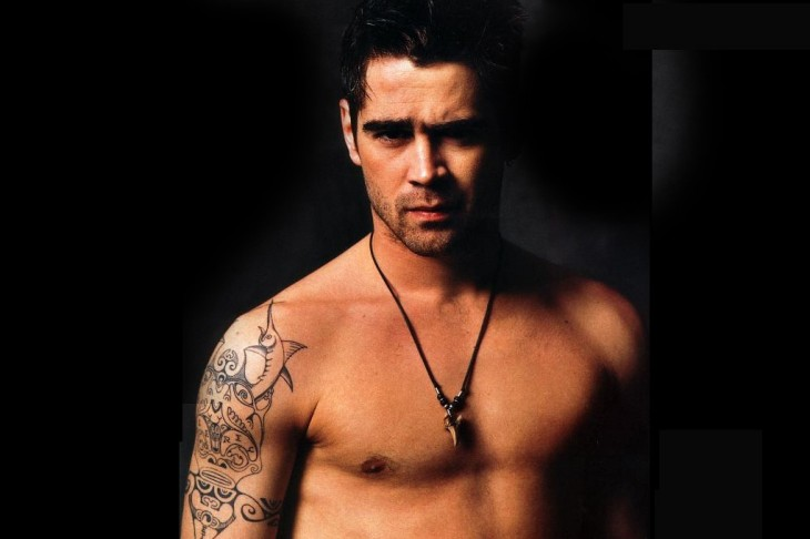 Colin Farrell: Sober Sex is TERRIFYING!