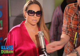 "Mariah Carey finally talks American Idol with Elvis Duran – ""The real Mariah was SO NOT there"""