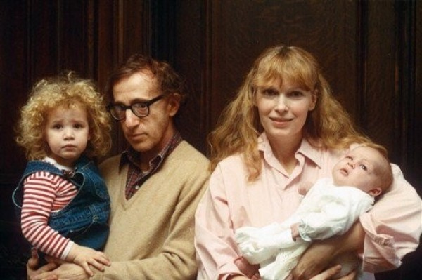 The babysitter who told Mia Farrow that Woody Allen had molested Dylan talking….