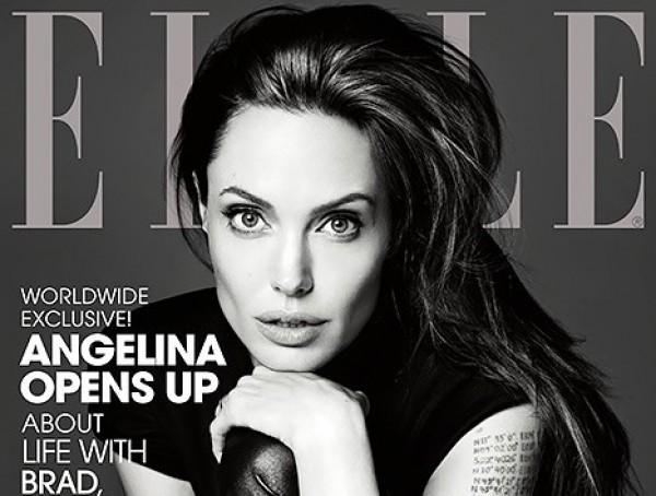 WOW – Angelina Jolie Is Back – check out her new cover